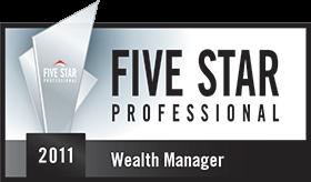Wachtel Capital Advisors, LLC - Five Star Professional Wealth Manager - 2011
