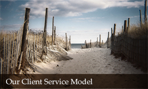 Our Client Service Model